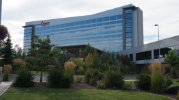Northern Quest Casino just outside Spokane, Washington